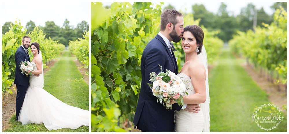 Stonehaus Winery Wedding | KC Wedding Photographer | Marissa Cribbs Photography | The Pavilion Event Space_0371.jpg