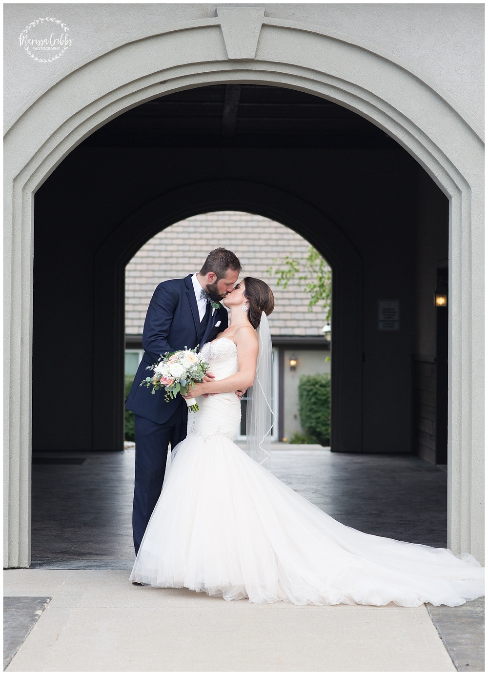 Stonehaus Winery Wedding | KC Wedding Photographer | Marissa Cribbs Photography | The Pavilion Event Space_0386.jpg