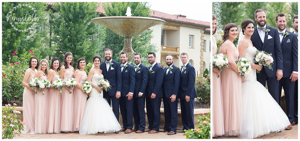 Stonehaus Winery Wedding | KC Wedding Photographer | Marissa Cribbs Photography | The Pavilion Event Space_0387.jpg