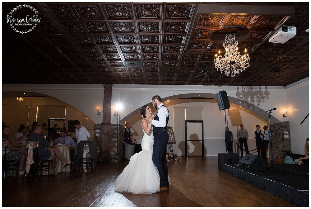 Stonehaus Winery Wedding | KC Wedding Photographer | Marissa Cribbs Photography | The Pavilion Event Space_0430.jpg