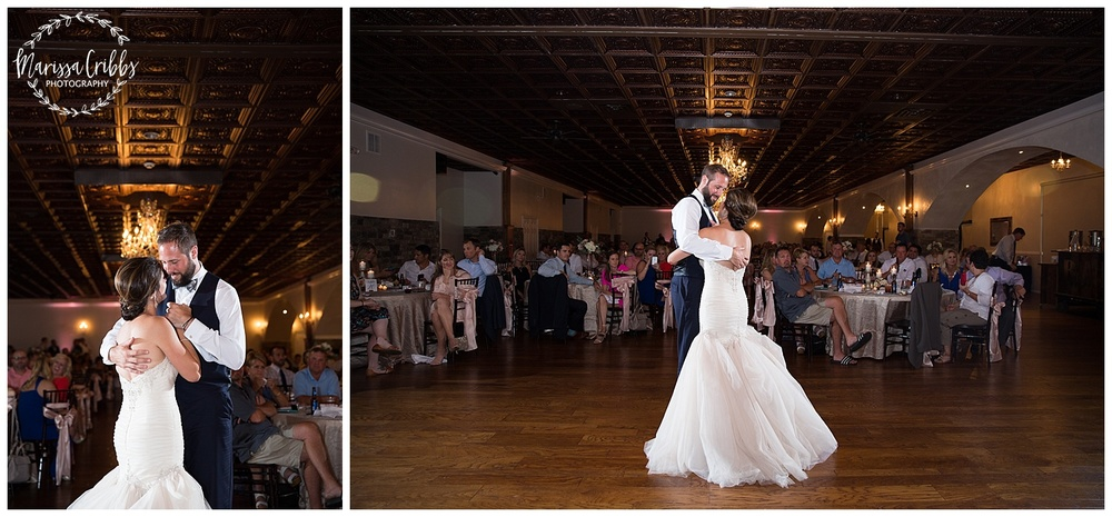 Stonehaus Winery Wedding | KC Wedding Photographer | Marissa Cribbs Photography | The Pavilion Event Space_0432.jpg