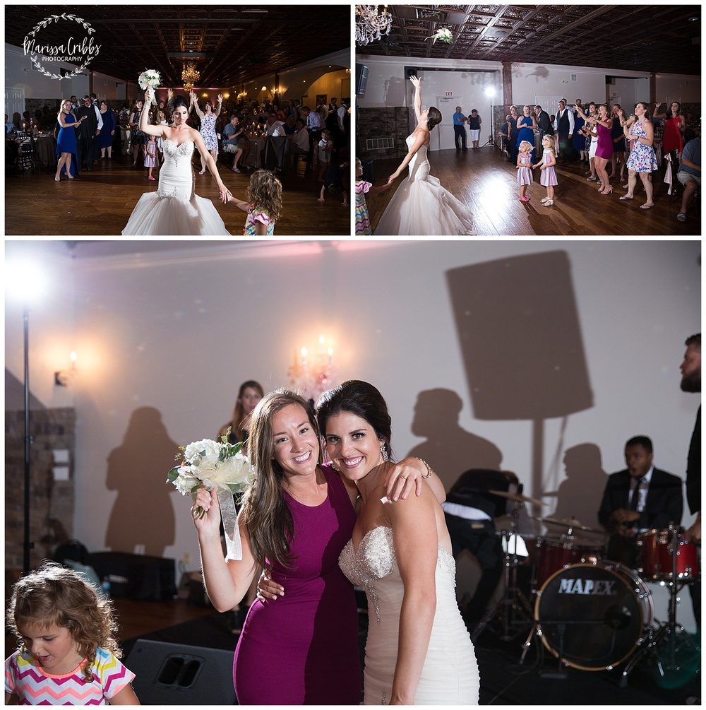 Stonehaus Winery Wedding | KC Wedding Photographer | Marissa Cribbs Photography | The Pavilion Event Space_0438.jpg