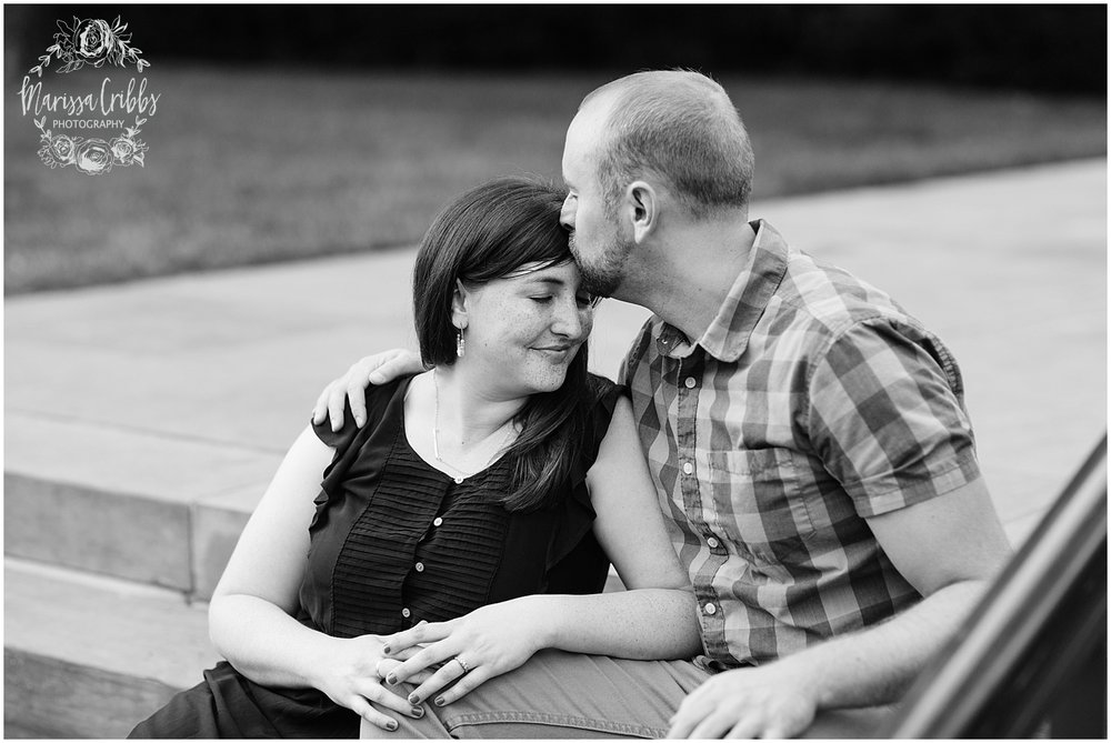 Josh & Micalla Engagement | The Nelson Atkins Museum | Marissa Cribbs Photography_0477.jpg