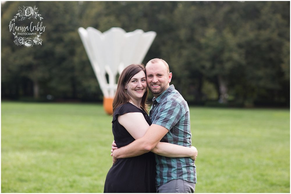 Josh & Micalla Engagement | The Nelson Atkins Museum | Marissa Cribbs Photography_0479.jpg