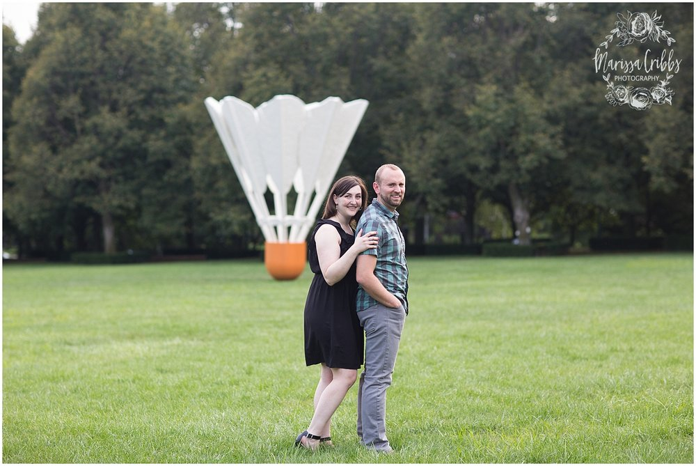 Josh & Micalla Engagement | The Nelson Atkins Museum | Marissa Cribbs Photography_0478.jpg