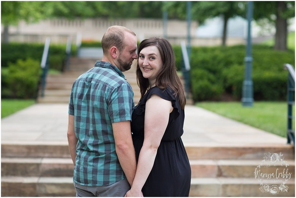 Josh & Micalla Engagement | The Nelson Atkins Museum | Marissa Cribbs Photography_0483.jpg