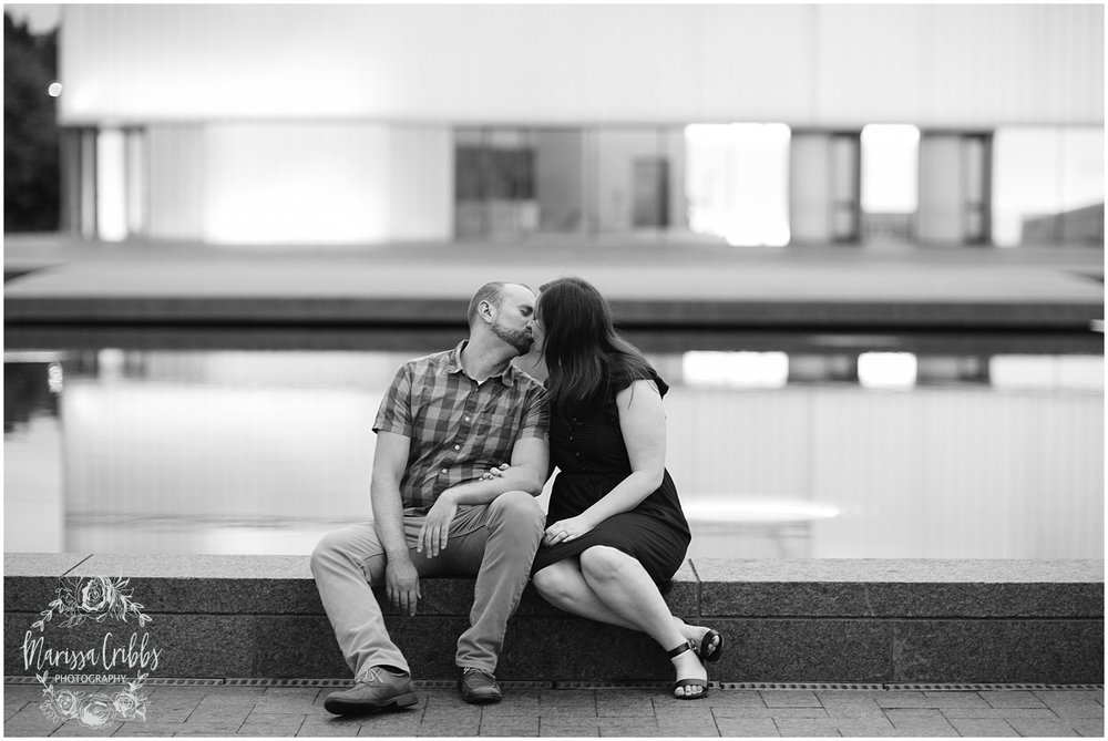 Josh & Micalla Engagement | The Nelson Atkins Museum | Marissa Cribbs Photography_0490.jpg