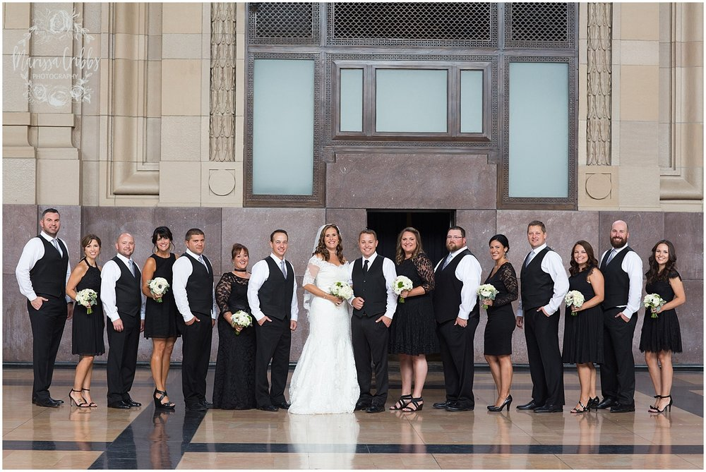 Madrid Theatre Wedding | Union Station | Liberty Memorial | KC Wedding Photographer | Marissa Cribbs Photography_0531.jpg