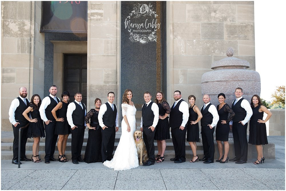 Madrid Theatre Wedding | Union Station | Liberty Memorial | KC Wedding Photographer | Marissa Cribbs Photography_0548.jpg