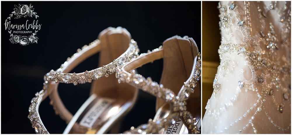The President Hilton Wedding | KC Wedding Photographers | Emily & Dustin | Marissa Cribbs Photography_0626.jpg
