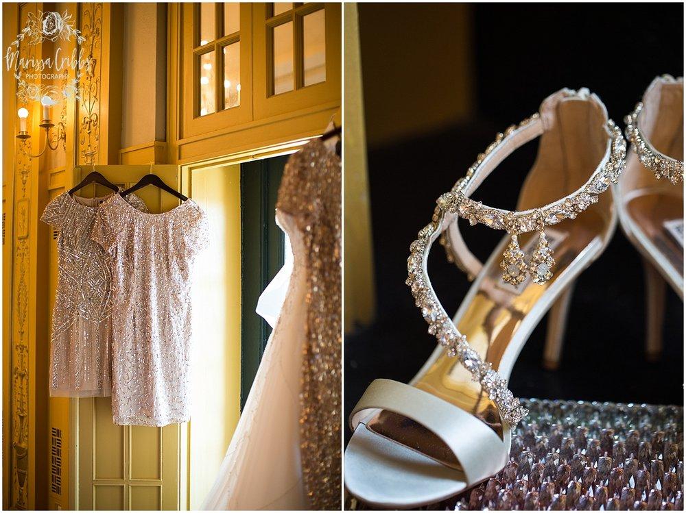 The President Hilton Wedding | KC Wedding Photographers | Emily & Dustin | Marissa Cribbs Photography_0627.jpg