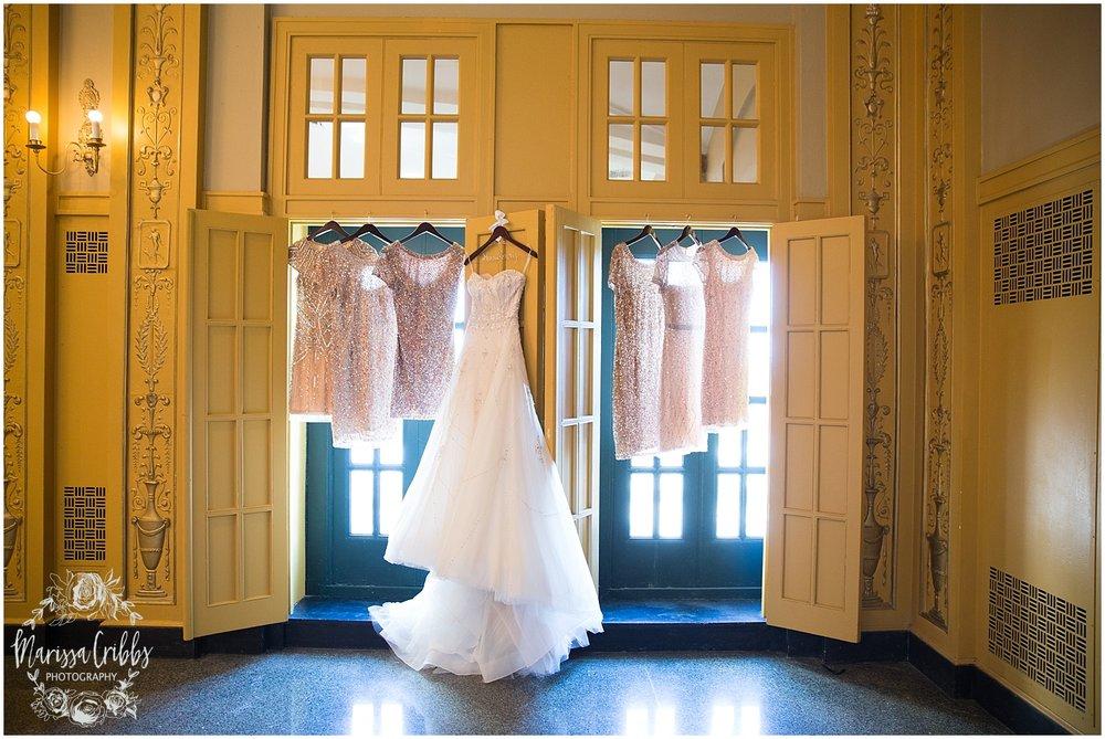 The President Hilton Wedding | KC Wedding Photographers | Emily & Dustin | Marissa Cribbs Photography_0629.jpg