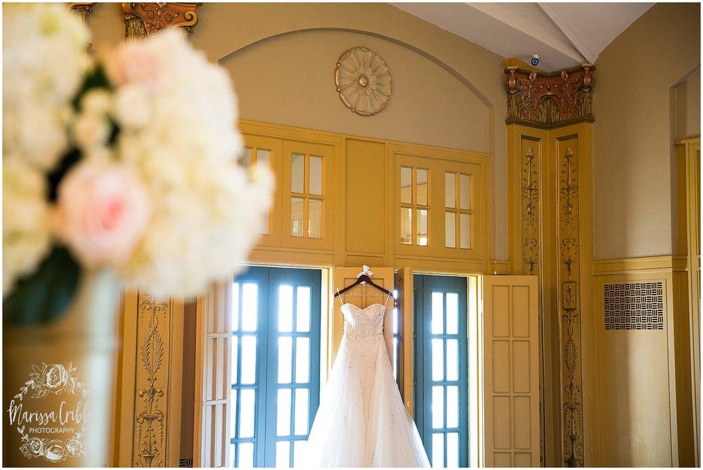 The President Hilton Wedding | KC Wedding Photographers | Emily & Dustin | Marissa Cribbs Photography_0631.jpg