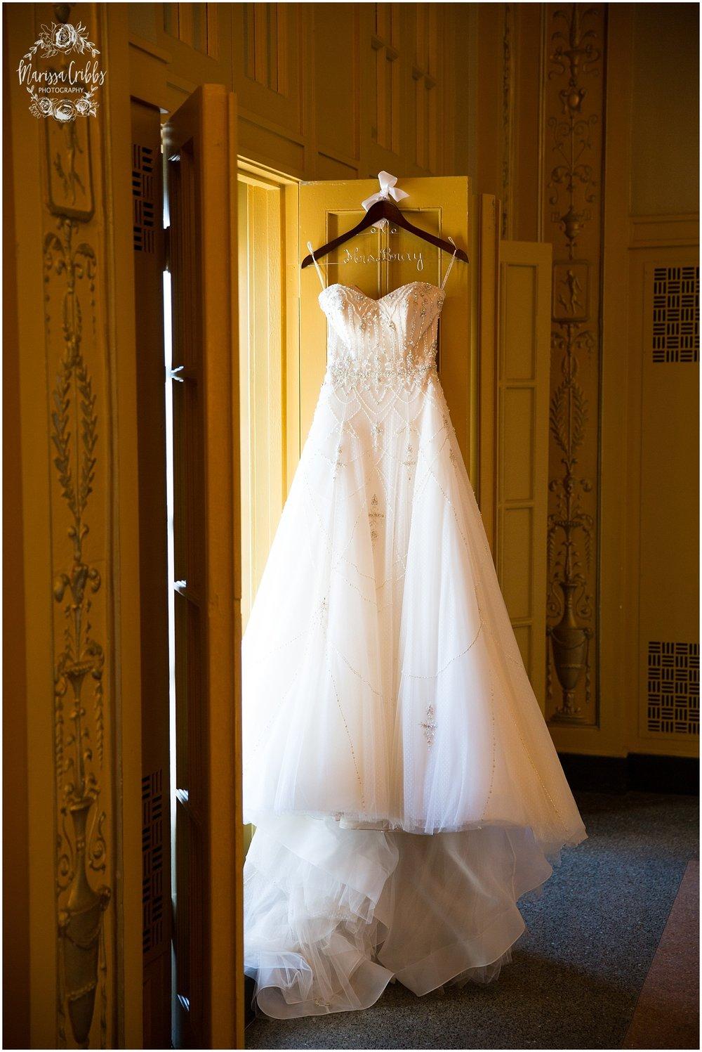 The President Hilton Wedding | KC Wedding Photographers | Emily & Dustin | Marissa Cribbs Photography_0633.jpg
