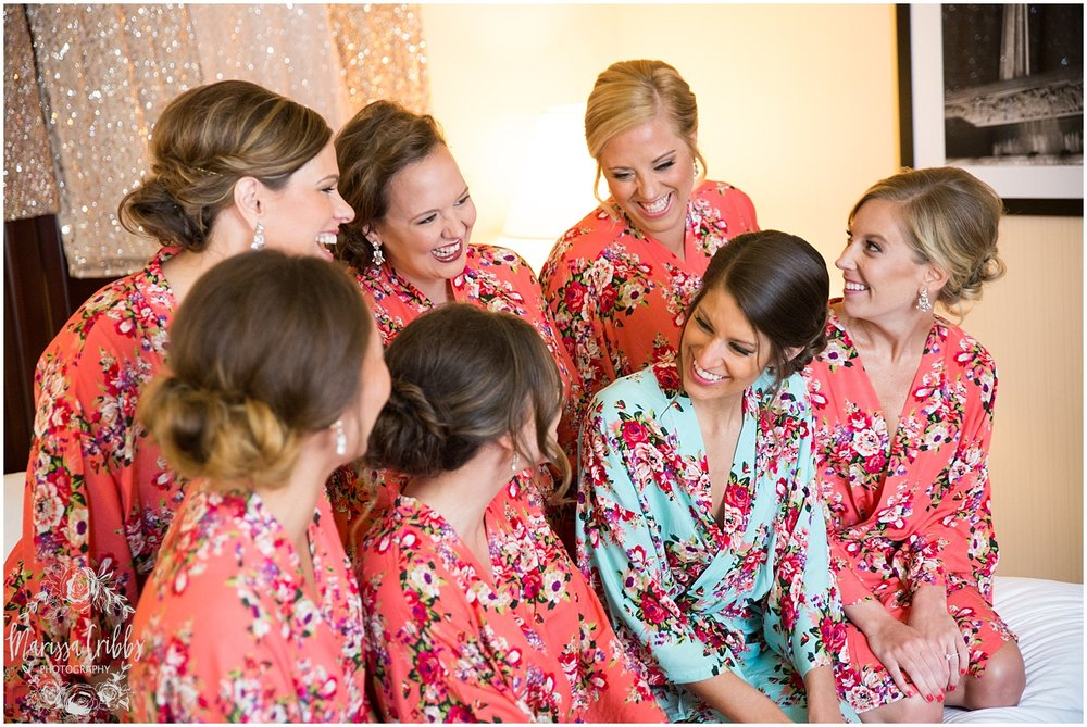 The President Hilton Wedding | KC Wedding Photographers | Emily & Dustin | Marissa Cribbs Photography_0649.jpg