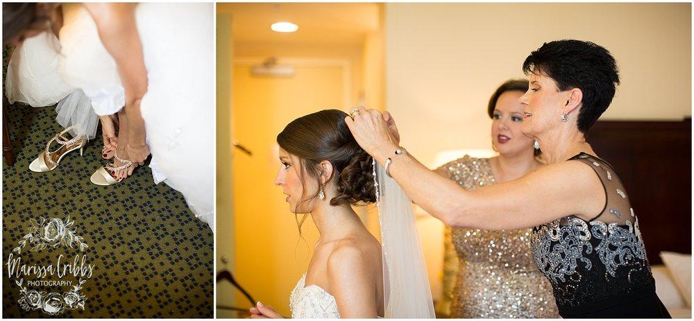 The President Hilton Wedding | KC Wedding Photographers | Emily & Dustin | Marissa Cribbs Photography_0656.jpg
