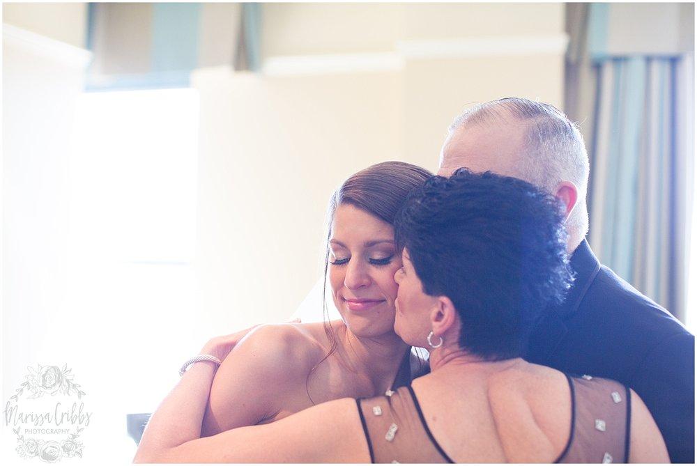 The President Hilton Wedding | KC Wedding Photographers | Emily & Dustin | Marissa Cribbs Photography_0661.jpg