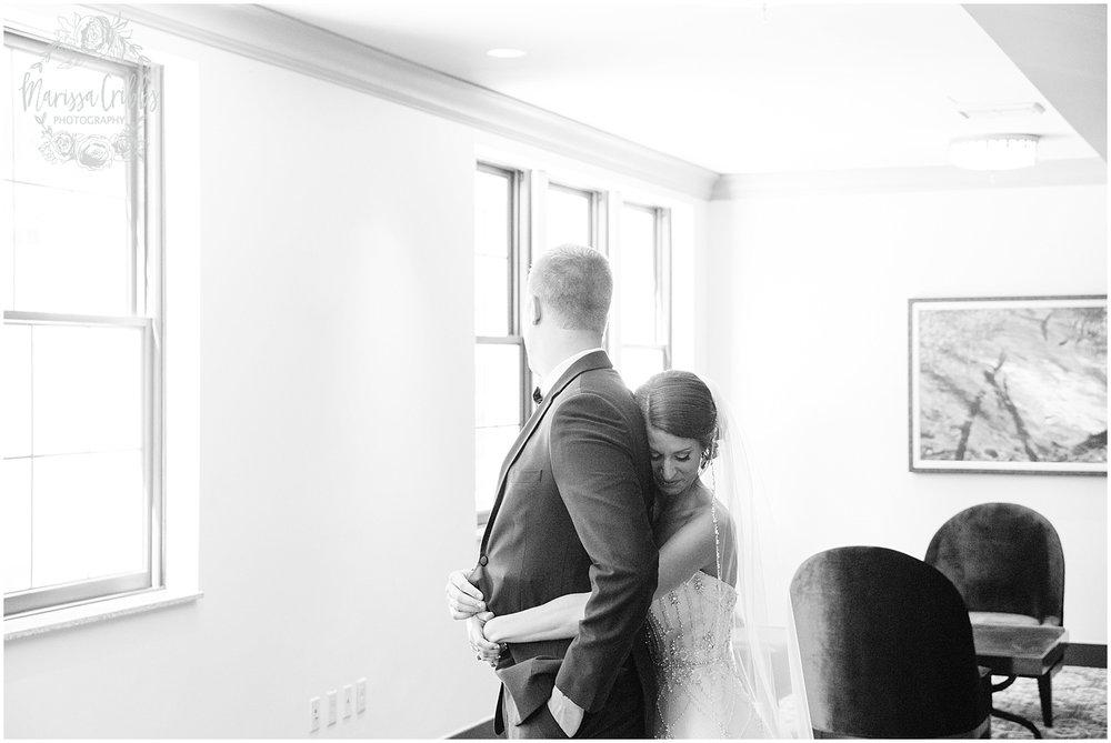 The President Hilton Wedding | KC Wedding Photographers | Emily & Dustin | Marissa Cribbs Photography_0664.jpg
