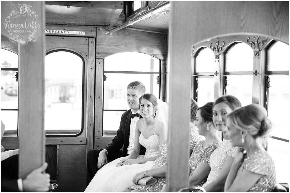 The President Hilton Wedding | KC Wedding Photographers | Emily & Dustin | Marissa Cribbs Photography_0673.jpg