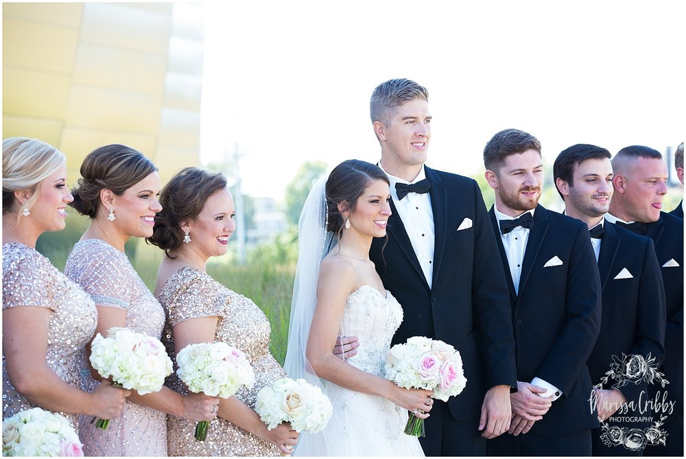 The President Hilton Wedding | KC Wedding Photographers | Emily & Dustin | Marissa Cribbs Photography_0674.jpg