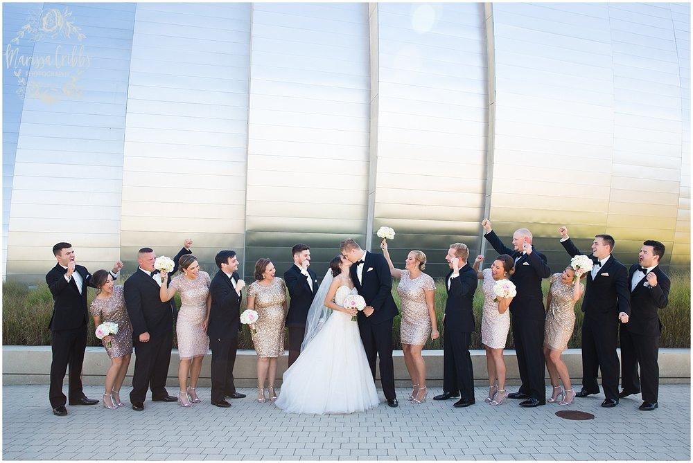 The President Hilton Wedding | KC Wedding Photographers | Emily & Dustin | Marissa Cribbs Photography_0678.jpg