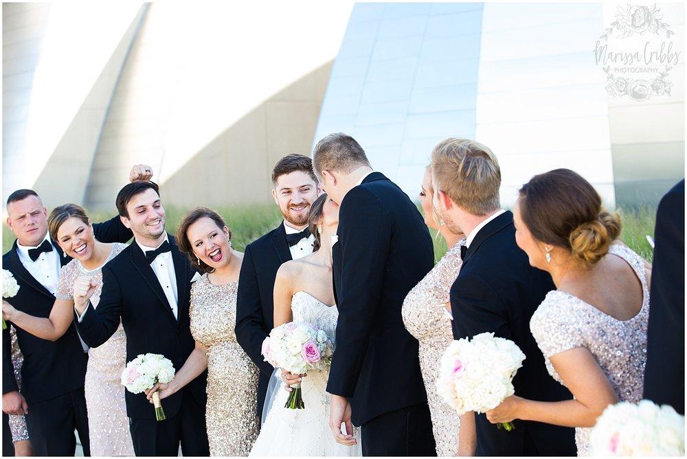 The President Hilton Wedding | KC Wedding Photographers | Emily & Dustin | Marissa Cribbs Photography_0680.jpg