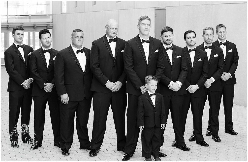 The President Hilton Wedding | KC Wedding Photographers | Emily & Dustin | Marissa Cribbs Photography_0688.jpg