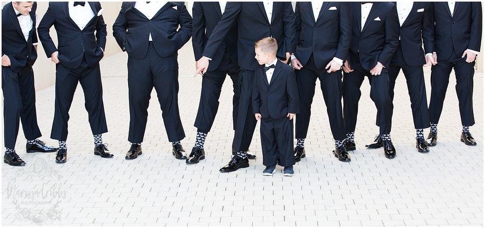 The President Hilton Wedding | KC Wedding Photographers | Emily & Dustin | Marissa Cribbs Photography_0689.jpg