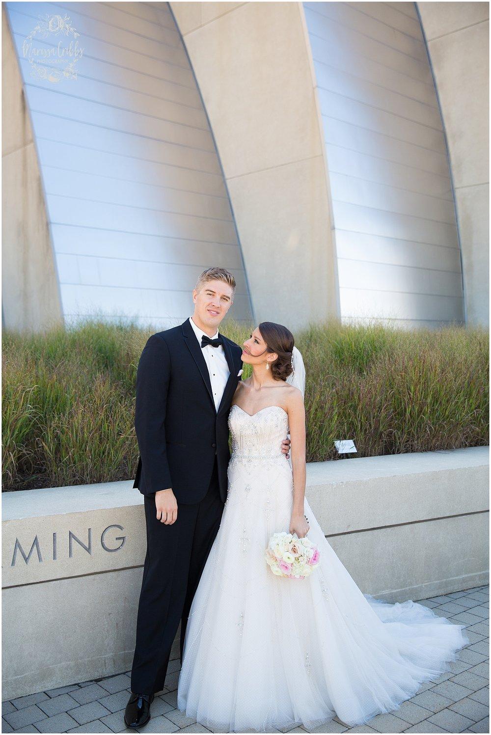 The President Hilton Wedding | KC Wedding Photographers | Emily & Dustin | Marissa Cribbs Photography_0690.jpg
