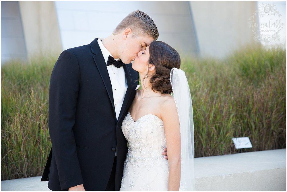The President Hilton Wedding | KC Wedding Photographers | Emily & Dustin | Marissa Cribbs Photography_0693.jpg