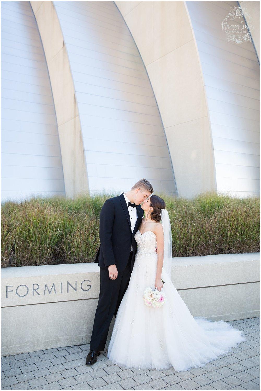 The President Hilton Wedding | KC Wedding Photographers | Emily & Dustin | Marissa Cribbs Photography_0694.jpg