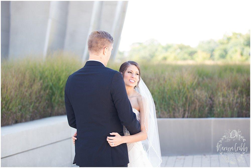 The President Hilton Wedding | KC Wedding Photographers | Emily & Dustin | Marissa Cribbs Photography_0697.jpg