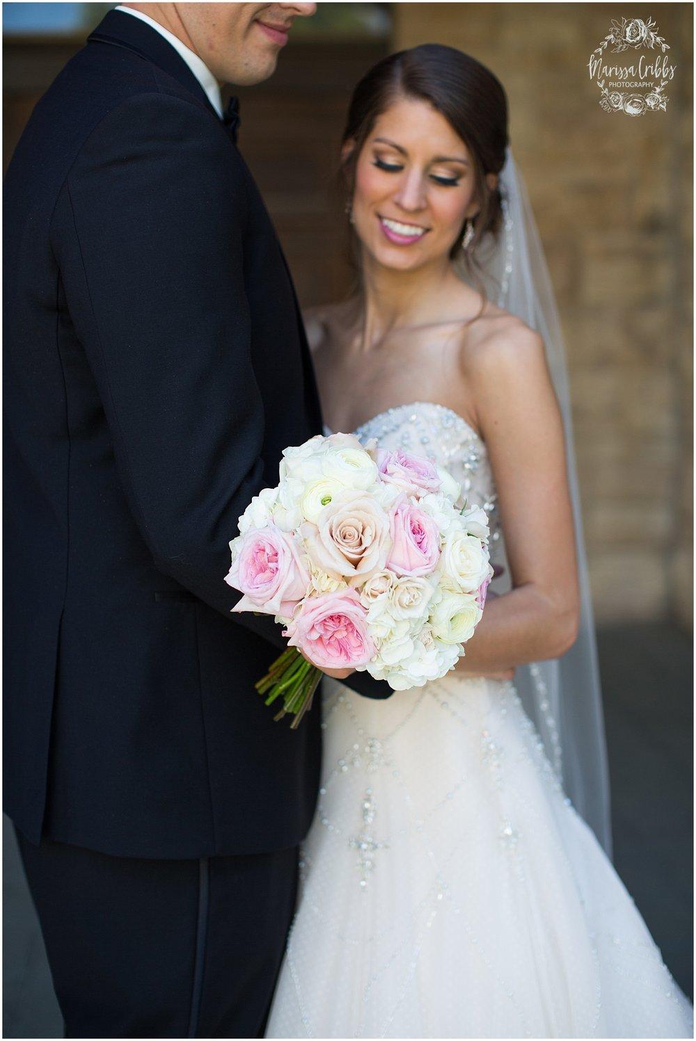 The President Hilton Wedding | KC Wedding Photographers | Emily & Dustin | Marissa Cribbs Photography_0705.jpg