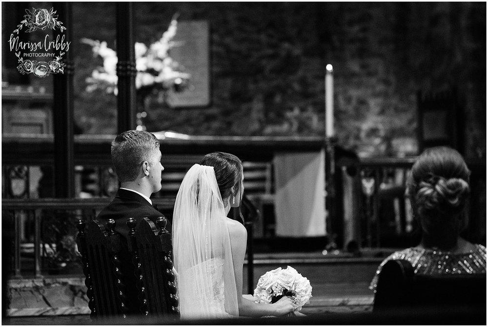 The President Hilton Wedding | KC Wedding Photographers | Emily & Dustin | Marissa Cribbs Photography_0718.jpg