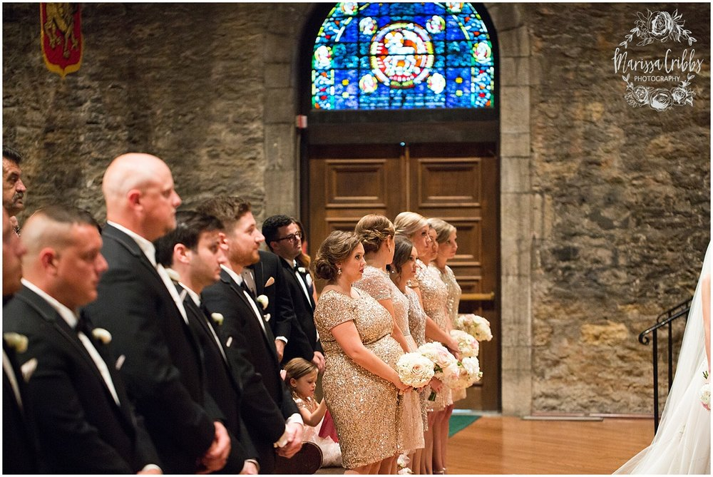 The President Hilton Wedding | KC Wedding Photographers | Emily & Dustin | Marissa Cribbs Photography_0720.jpg