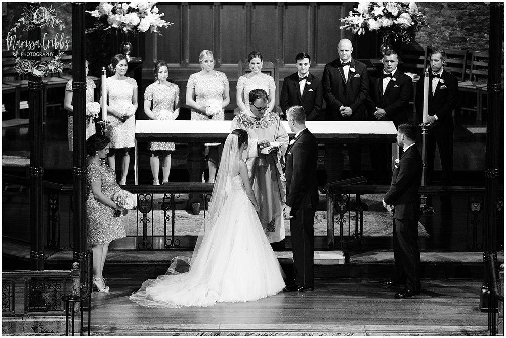 The President Hilton Wedding | KC Wedding Photographers | Emily & Dustin | Marissa Cribbs Photography_0721.jpg