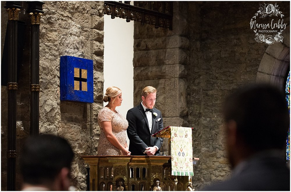 The President Hilton Wedding | KC Wedding Photographers | Emily & Dustin | Marissa Cribbs Photography_0722.jpg