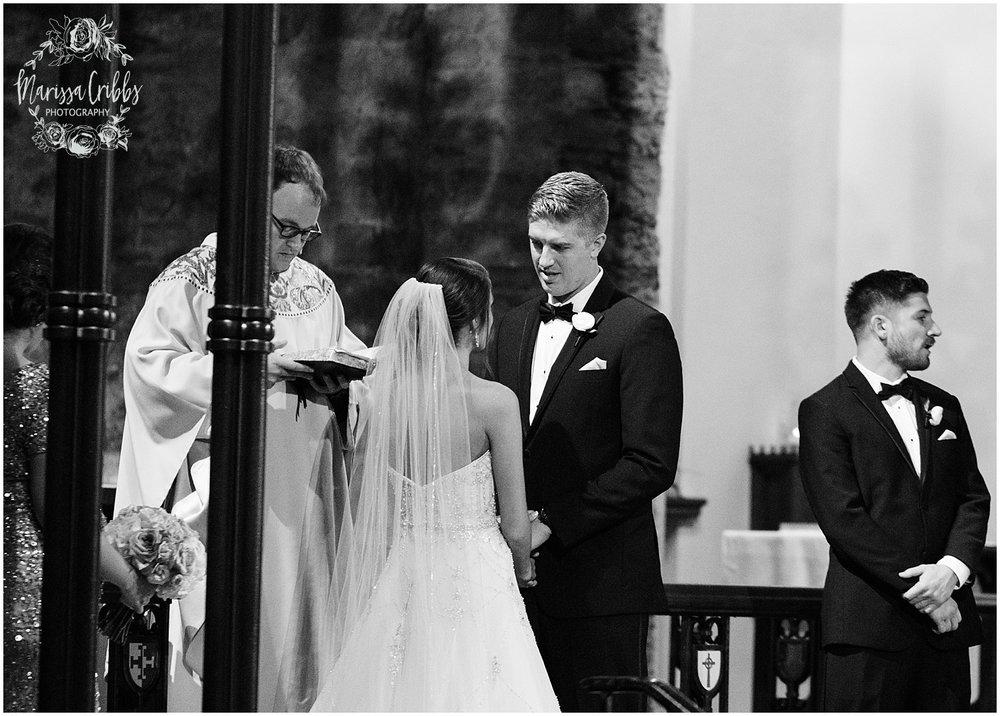 The President Hilton Wedding | KC Wedding Photographers | Emily & Dustin | Marissa Cribbs Photography_0723.jpg