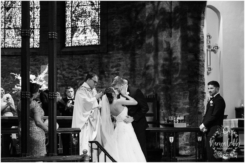 The President Hilton Wedding | KC Wedding Photographers | Emily & Dustin | Marissa Cribbs Photography_0725.jpg