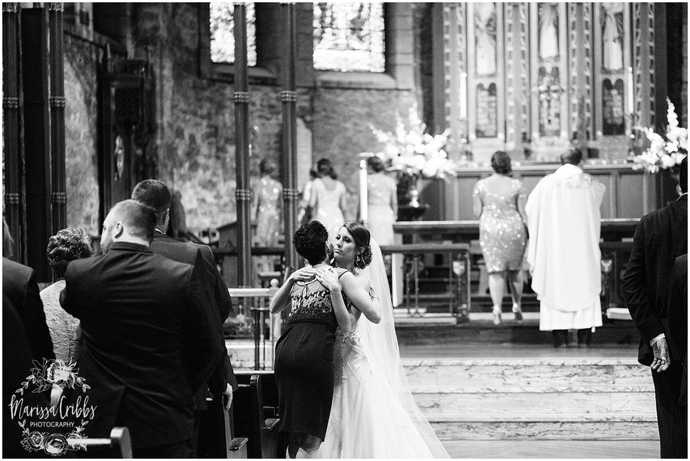 The President Hilton Wedding | KC Wedding Photographers | Emily & Dustin | Marissa Cribbs Photography_0726.jpg