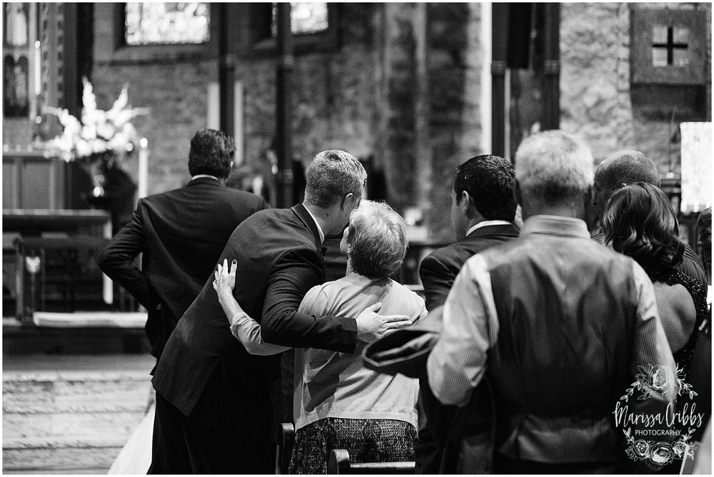 The President Hilton Wedding | KC Wedding Photographers | Emily & Dustin | Marissa Cribbs Photography_0727.jpg