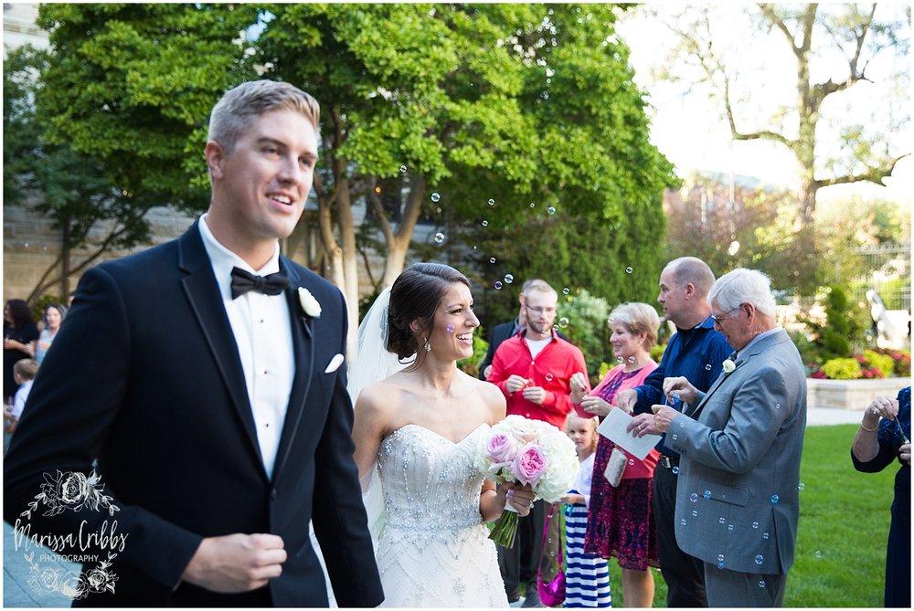 The President Hilton Wedding | KC Wedding Photographers | Emily & Dustin | Marissa Cribbs Photography_0732.jpg