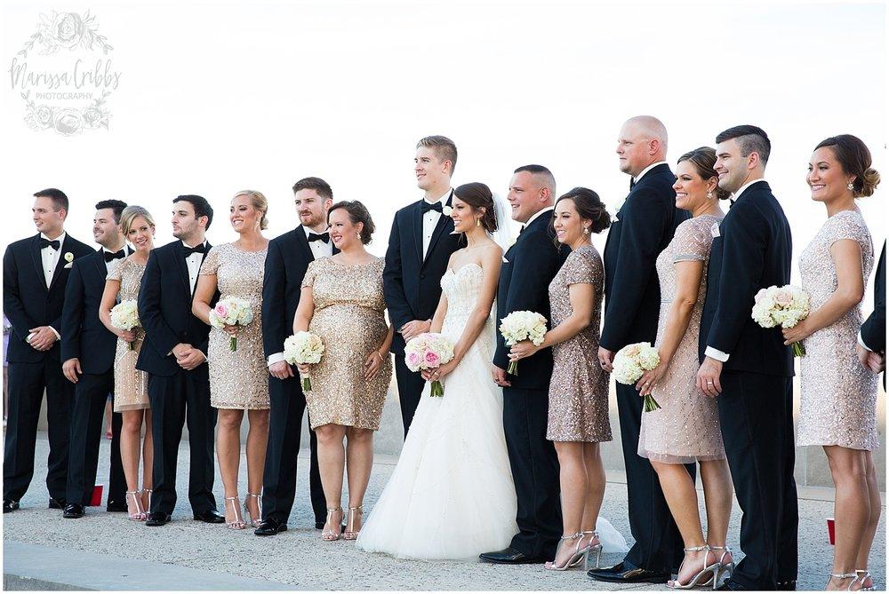 The President Hilton Wedding | KC Wedding Photographers | Emily & Dustin | Marissa Cribbs Photography_0737.jpg