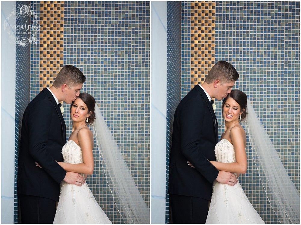 The President Hilton Wedding | KC Wedding Photographers | Emily & Dustin | Marissa Cribbs Photography_0746.jpg