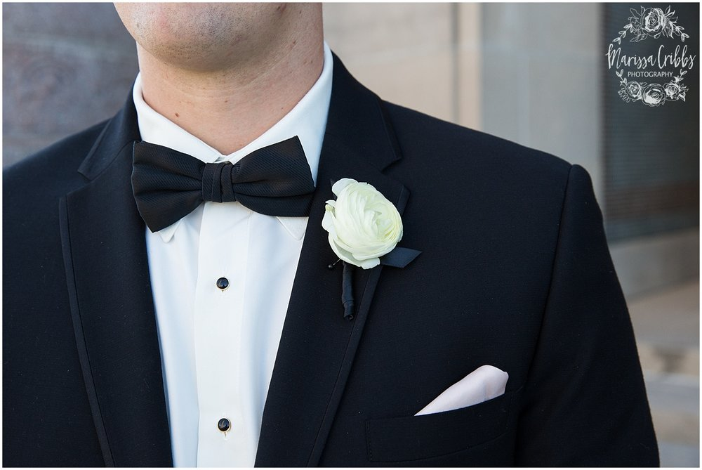 The President Hilton Wedding | KC Wedding Photographers | Emily & Dustin | Marissa Cribbs Photography_0749.jpg