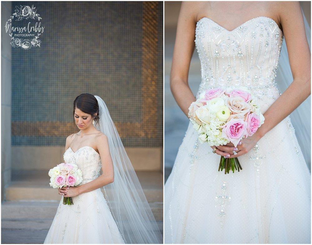 The President Hilton Wedding | KC Wedding Photographers | Emily & Dustin | Marissa Cribbs Photography_0750.jpg