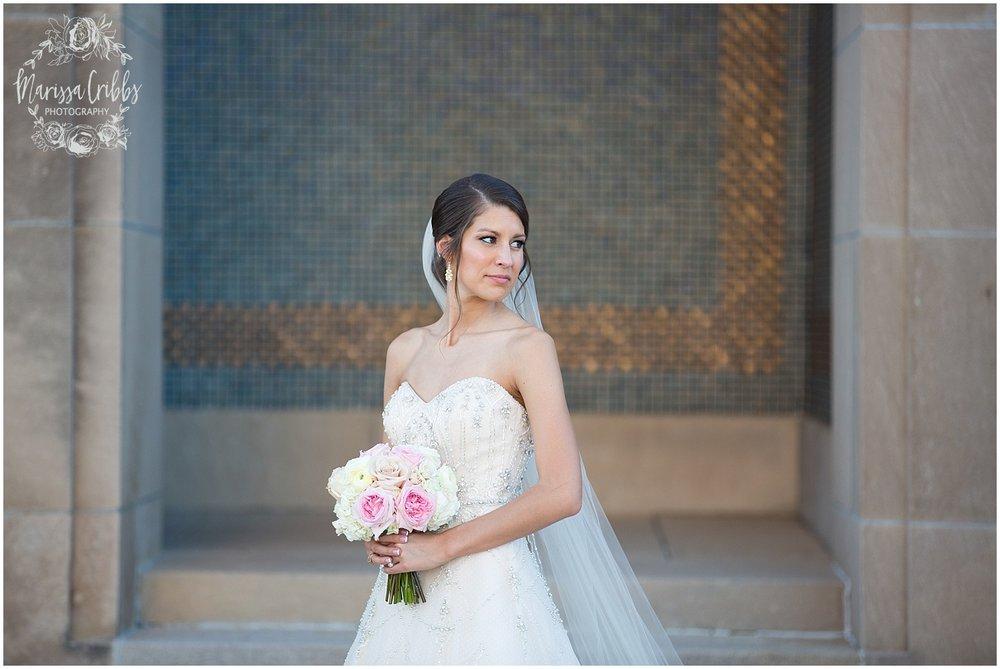 The President Hilton Wedding | KC Wedding Photographers | Emily & Dustin | Marissa Cribbs Photography_0751.jpg