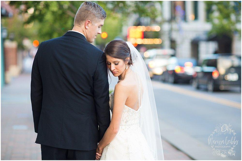 The President Hilton Wedding | KC Wedding Photographers | Emily & Dustin | Marissa Cribbs Photography_0757.jpg