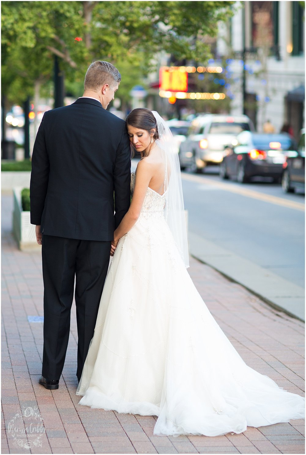 The President Hilton Wedding | KC Wedding Photographers | Emily & Dustin | Marissa Cribbs Photography_0756.jpg