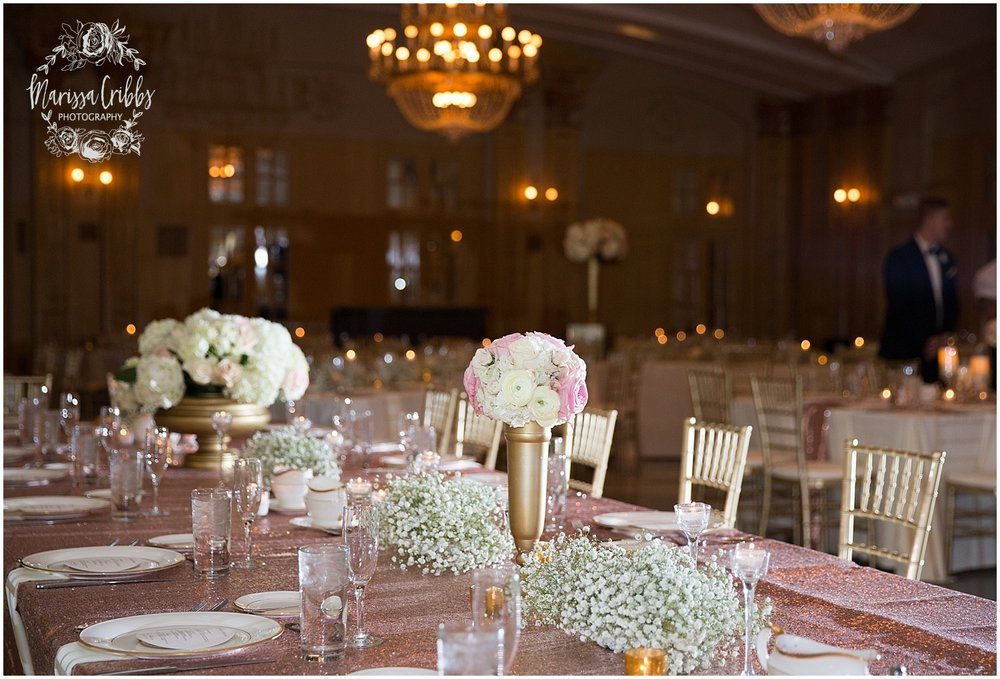 The President Hilton Wedding | KC Wedding Photographers | Emily & Dustin | Marissa Cribbs Photography_0760.jpg